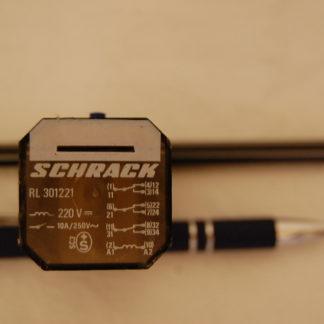 Schrack Relais RL 301221 ohne Sockel