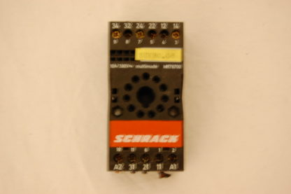 Schrack Sockel MR 78700