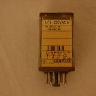 Kuhnke UF3-230 VACN ohne Sockel
