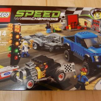 LEGO Speed Champions 75875 Ford F-150 u. Ford M
