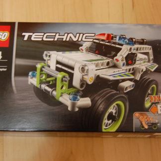 LEGO Technic 42047 Polizei Interceptor