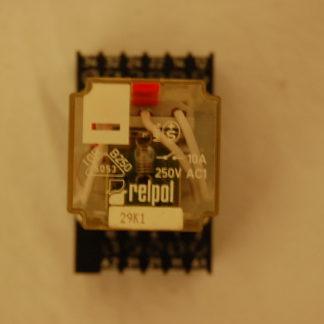 RELPOL Relais R15- WK Mit Sockel