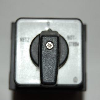 Klöckner Moeller T3 4-41 Umschalter Netz - 0 - Not-Strom