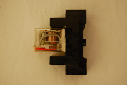 RELPOL Relais R4 WT E105728 Mit Sockel