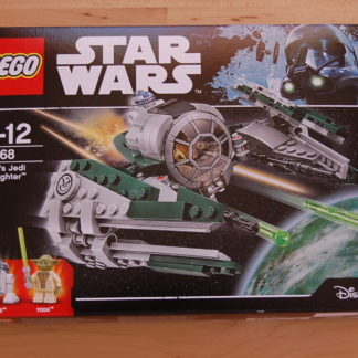 LEGO Star Wars 75168 Yoda´s Jedi Starfighter