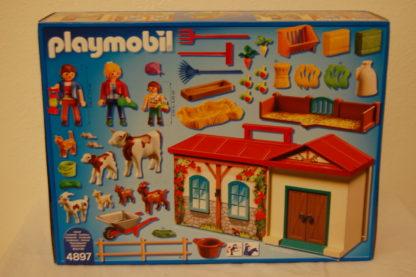 Playmobil Mitnehm Bauernhof   4897