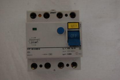 Schrack FI Schutzschalter V-FI 40-4-003G