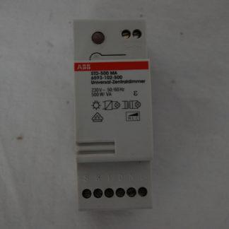 ABB Universal  Zentraldimmer STD-500 MA 6593-102-500