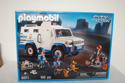 Playmobil 9371 Polizei Geldtransporter