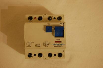 Schrack FI Schutzschalter V-BCF0 40/4/003-G