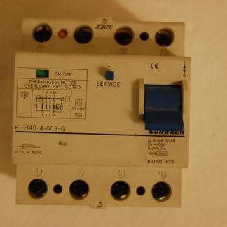 Schrack FI-H40-4-003-G