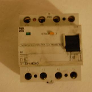 F&G FI Schutzschalter HF7-63/4/003-G