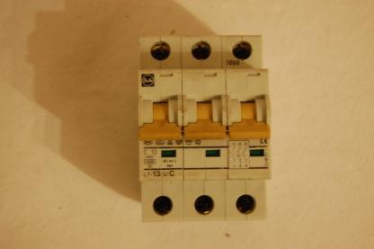 F&G Sicherungsautomat L7-13/3/C 3pol.