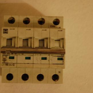 F&G Sicherungsautomat L7-16/3N/C