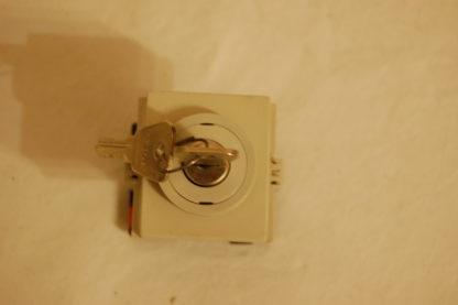 Kraus & Naimer CA10A201 E35790/002 ASO Mit Schlüssel und Reserveschlüssel