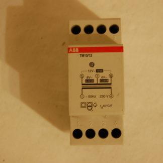 ABB Klingeltrafo TM10/12