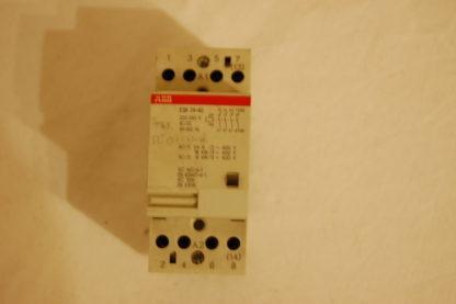 ABB  ESB 24-40 Installationsschütz