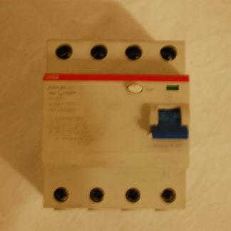 ABB FI Schutzschalter F204AC 40A 003 A