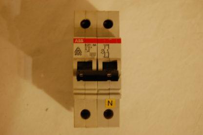 ABB  Sicherungsautomat S271-NA U16
