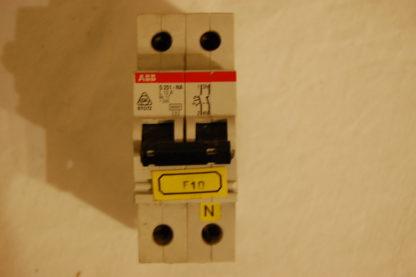 ABB Sicherungsautomat S251-NA L12A