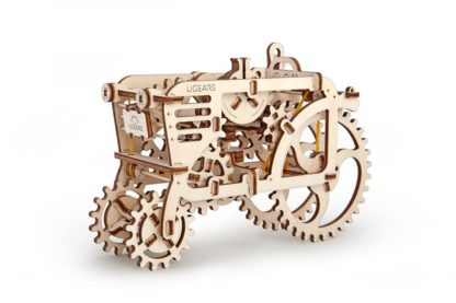 UGears Traktor Bausatz