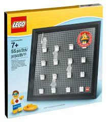 City Lego 5005359 - Minifigur Sammlerrahmen mit Strandpartykönig als Exklusive Minifigur