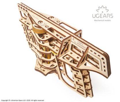 UGears Flugzeugkatapult - Flight Starter