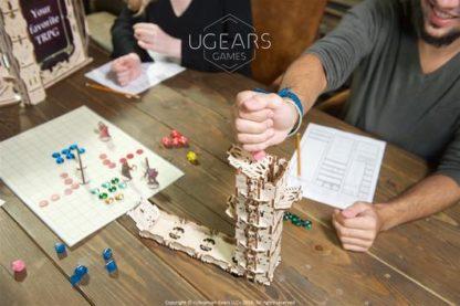 UGears Games: Würfelturm