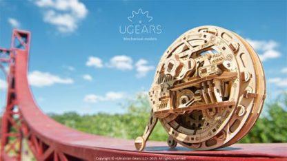 UGears Monowheel