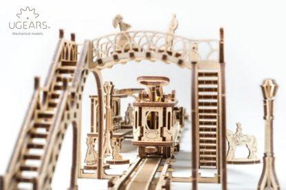 UGears Stadt Serie: Strassenbahn