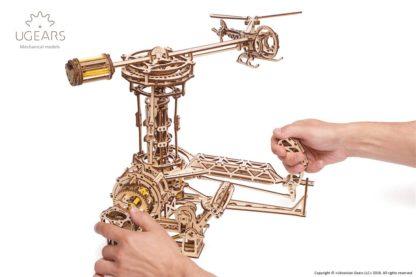UGears Aviator - Flugspiel