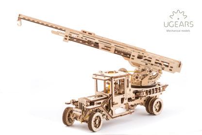 UGears Lastwagen UGM 11 - Feuerwehr