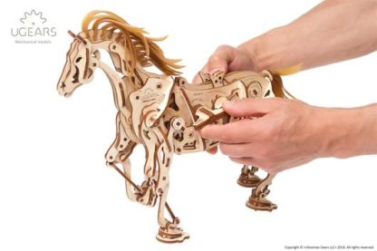 UGears Pferd - Mechaniod