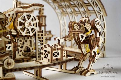 Ugears Stadt Serie: Roboterfabrik