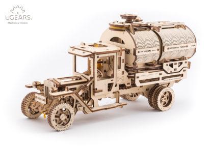 UGears Lastwagen UGM 11 - Tankwagen