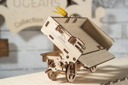 UGears Zubehör: Anhänger für Traktormodell