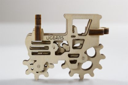 UGears 4er Set Minimodelle - U-Fidgets/Tribiki UGears
