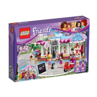 LEGO Friends  Heartlake Cupcake-Café 41119