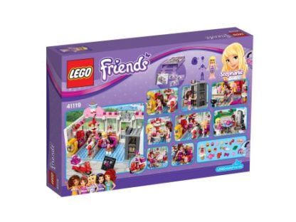 LEGO Friends  Heartlake Cupcake-Café 41119