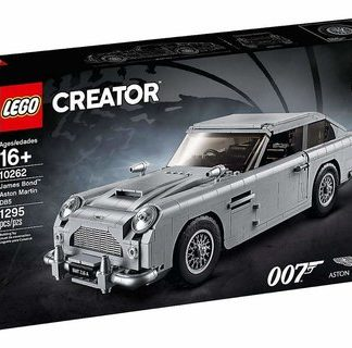 LEGO® Creator Expert 10262 James Bond™ Aston Martin