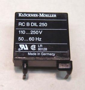 Klöckner Moeller Löschglied RC B DIL 250